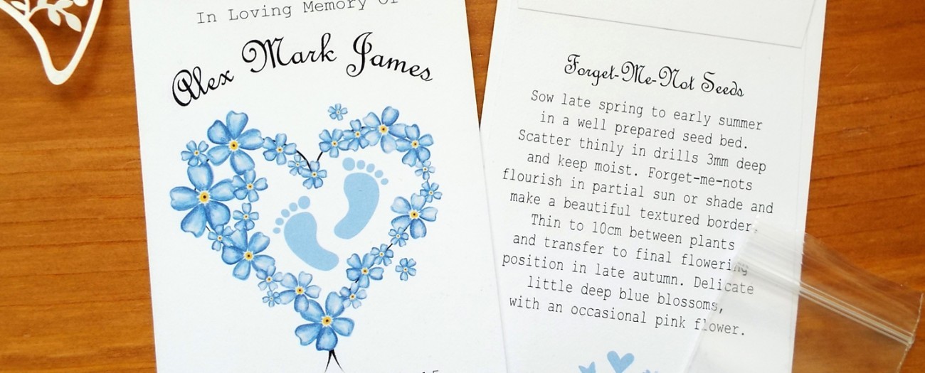 baby loss memorial gift
